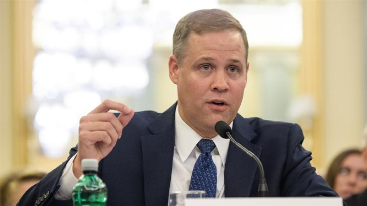 What NASA Administrator Jim Bridenstine thinks about climate change