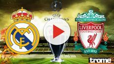 Liverpool y Real Madrid se preparan para la batalla