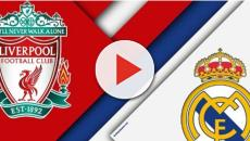 Real Madrid x Liverpool: transmissão do jogo ao vivo na TV e internet, veja