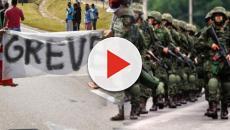 Uma pessoa já morreu, forças armadas serão usada contra greve dos caminhoneiros
