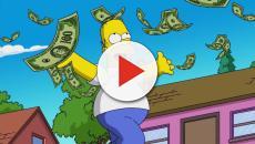 ¿Cuál es el creador de 'Los Simpson' (Matt Groening) hasta ahora?