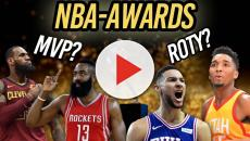 The NBA's 2018 MVP award candidates