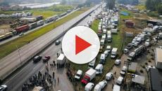 Greve dos caminhoneiros: as últimas notícias do 5º dia de paralisação
