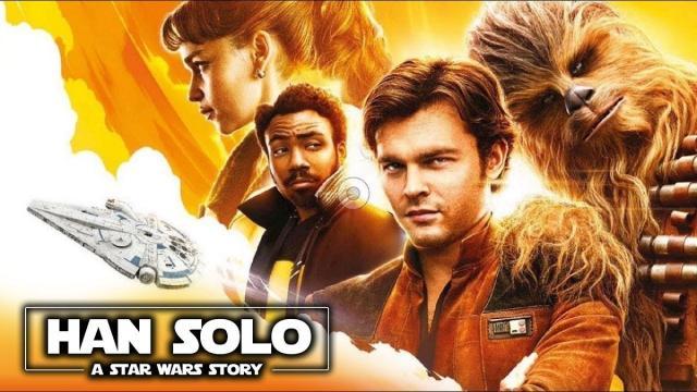 Solo: A Star War History: Harrison Ford encantado con la producción