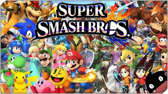 Cómo se vería Super Smash Bros. en SNES