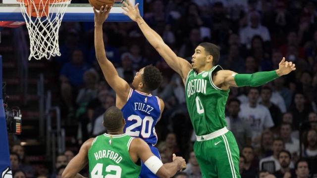 Los Celtics empujan a los Cavs al borde de la frustración