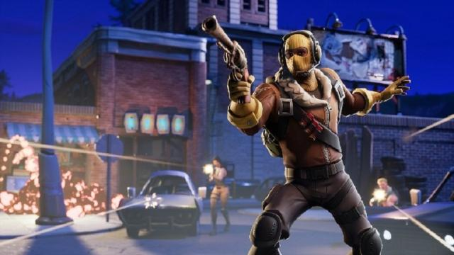 Fortnite Battle Royale añade un modo de práctica