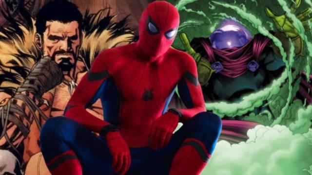 Spider-Man Homecoming 2 tiene un nuevo villano