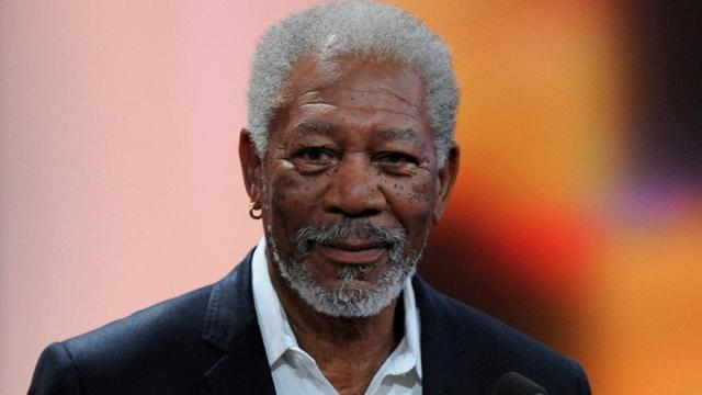Morgan Freeman difamado de acoso sexual a sus 80 años