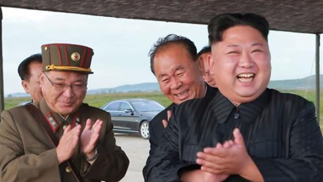 North Korea is ready to talk 'face to face' at any time