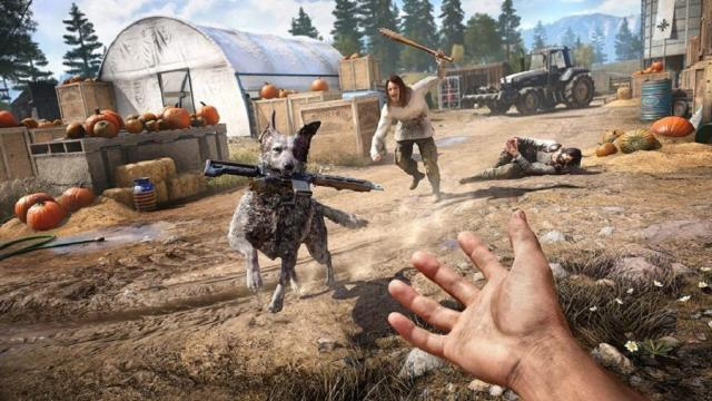 'Far Cry 5' en la prueba de acción divertida