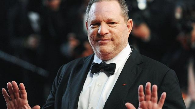 Harvey Weinstein acusado de violación en Nueva York