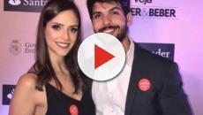 Ex-BBB Lucas se reconcilia com a noiva Ana Lúcia, veja o vídeo