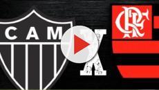 Atlético-MG x Flamengo: transmissão do jogo ao vivo na TV e online, veja