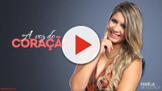 Marília Mendonça se declara para Henrique e enlouquece fãs: 'Casal perfeito'