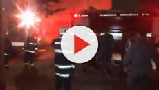 Tragédia em SP: três crianças, entre elas um bebê, morrem em incêndio, veja