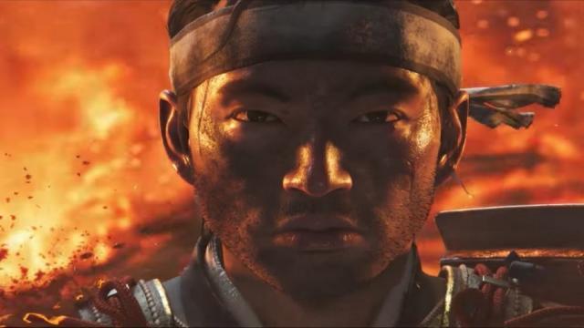 El fantasma de Tsushima Dev se burla de E3 2018 Demo con Mocap Katana