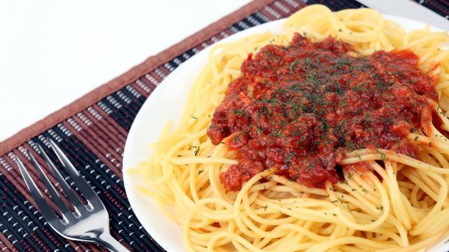 Tres recetas de espagueti de primer nivel