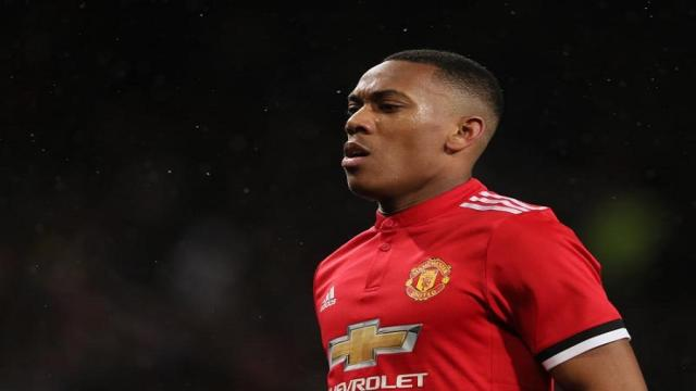 Manchester United no quiere separarse de Anthony Martial