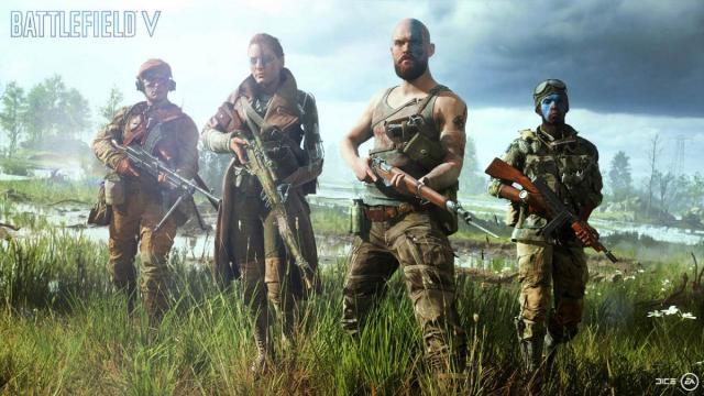 Tráiler de Battlefield V con la música de 'Guardians of the Galaxy 2'