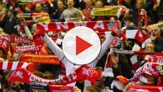 Asientos vacíos en Kiev en la final de la champions