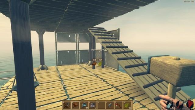 Raft: El juego de Steam donde debes sobrevivir en espacios reducidos