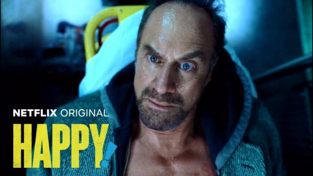 Happy!: La nueva serie de Netflix que te atrapará