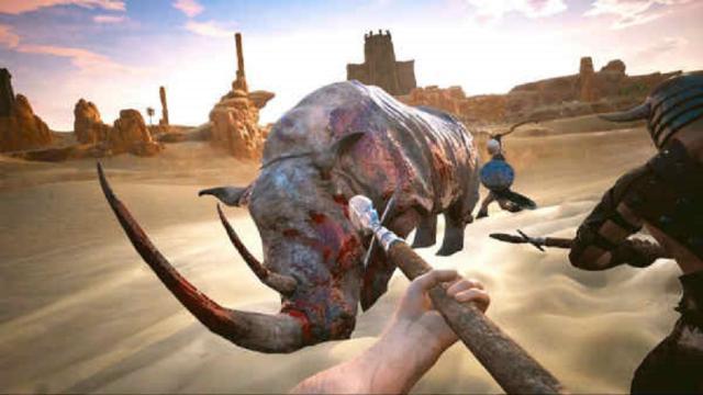 Conan Exiles: Como encontrar al archivista y usar la sala de mapa