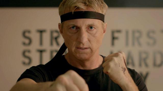 'Cobra Kai 2' Estrella de Karate Kid se une al reparto