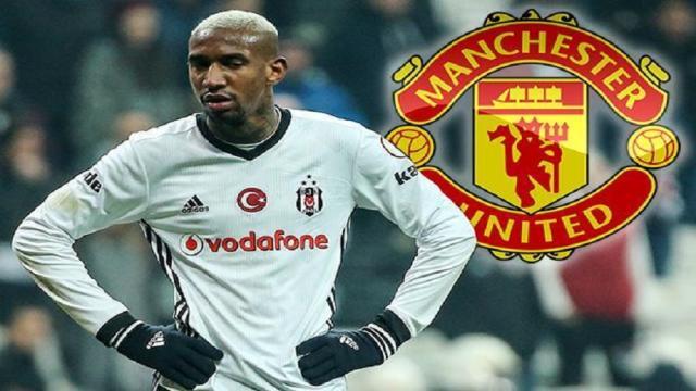 Manchester United acerca más una mudanza de verano a Anderson Talisca