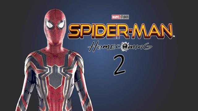 Spider-Man: Homecoming 2 podría salir antes de Infinity War