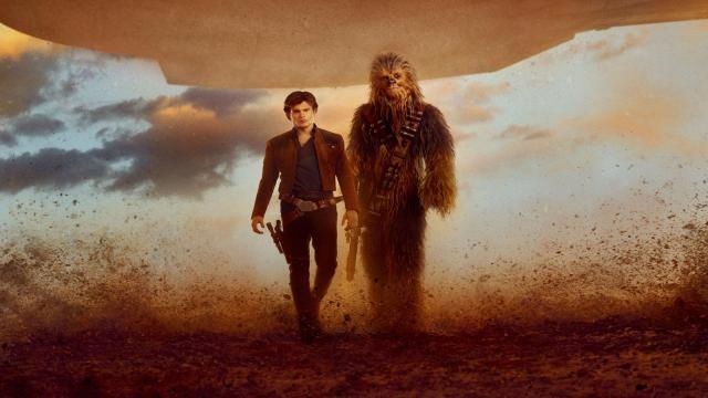 Solo: A Star Wars Story: Finalmente cuenta cómo Han y Chewie se conocen