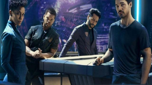 Amazon and Jeff Bezos have rescued 'The Expanse' for a fourth season