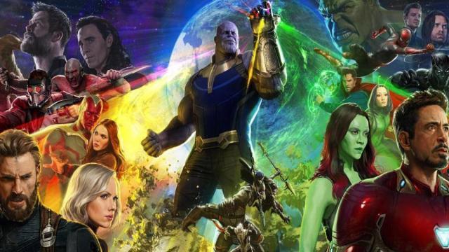 Infinity War: La causa por la que la ropa de los personajes desaparece