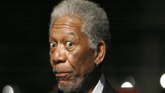 Morgan Freeman es acusado de acoso sexual
