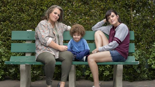 'SMILF' la comedia de la mujer materna y moderna que no te puedes perder.