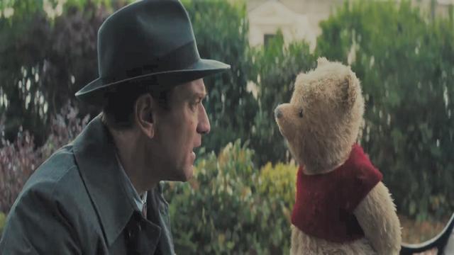 'Goodbye Christopher Robin' Mira el nuevo tráiler de la película