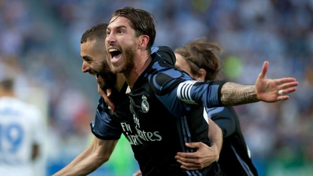 El Madrid consigue el triplete de Champions, con dos goles clave de Bale en Kiev