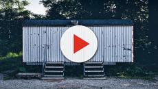 la plataforma Airbnb oferta una casa container como destino turístico