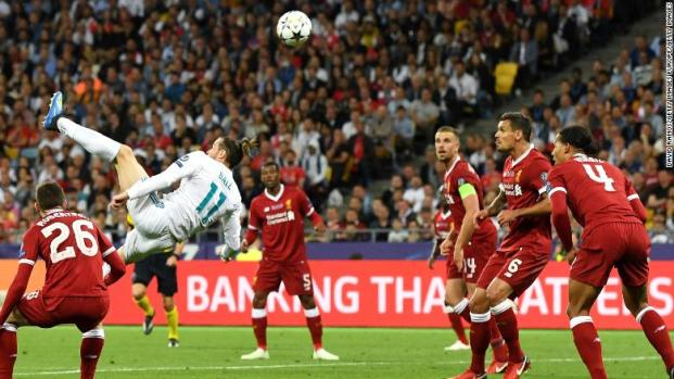 Real Madrid win Champions League as brilliant Bale sinks Liverpool