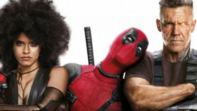 Deadpool 2 hace una divertida broma del nuevo personaje Domino