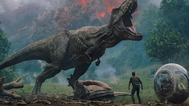 Jurassic World 2: Se revela origen del Indoraptor