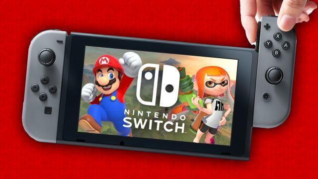 Nintendo no lanza la consola Switch sin conexión fuera de Japón