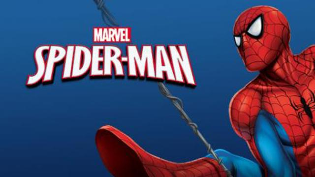 Lanzan serie de Spider-Man en dibujos animados