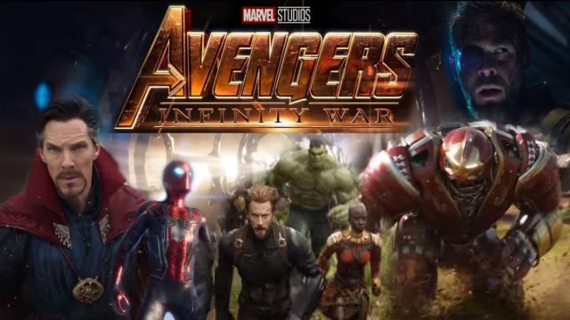 Autores de Vengadores de la Guerra Infinita hablan del Capitán Marvel y Hawkeye.
