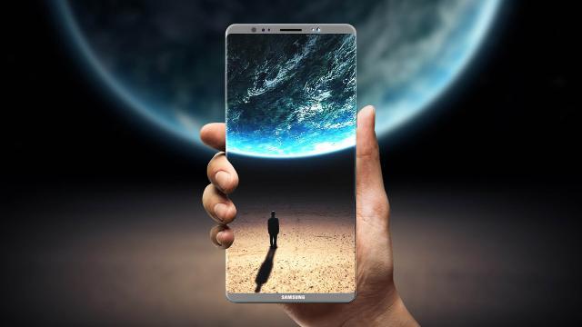 Galaxy X: El teléfono inteligente Samsung envolvente llegará en 2019