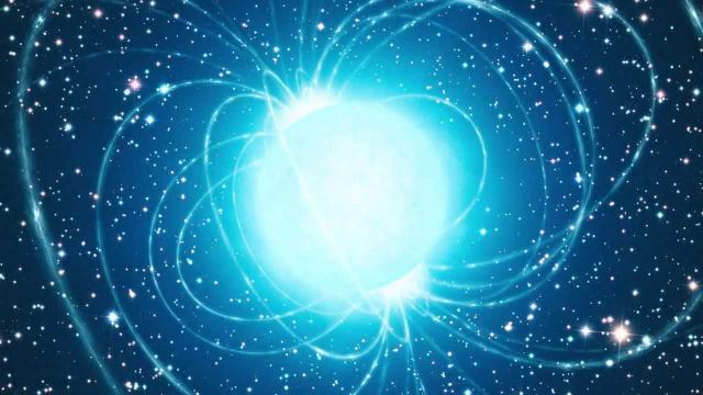 Un faro en el espacio: la primera observación confirmada