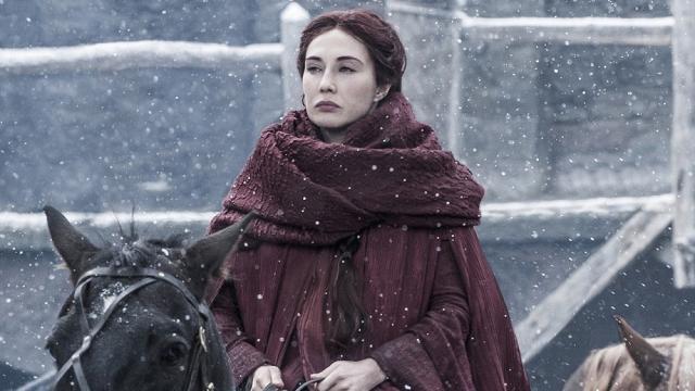 Game of Thrones: Hubo al fin un encuentro casual entre Kit y Clarke