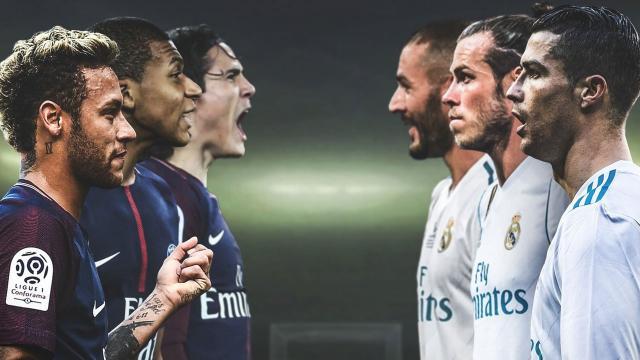Mercato : La guerre Real Madrid - PSG est totalement relancée !