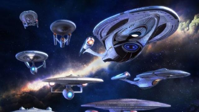 Star Trek Online: Lanza nueva actualización que trata de Deep Space Nune